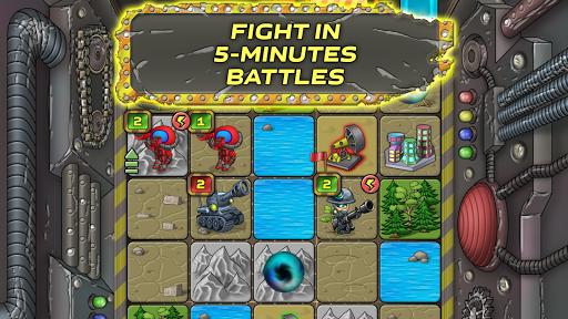 Small War - offline turn based civilization battle apkdebit screenshots 1