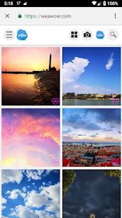 App Weather & Widget - Weawow APK for Windows Phone