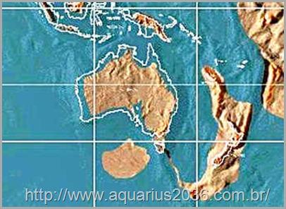 Oceanía após transição planetária