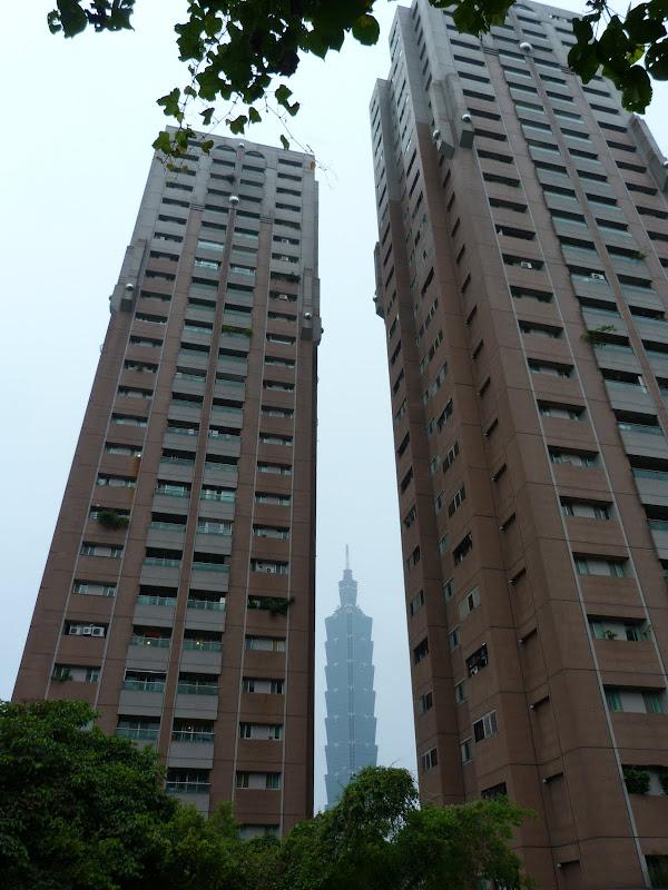 TAIWAN Taipei,Elephant mountain et proche de Shiding - P1140350.JPG