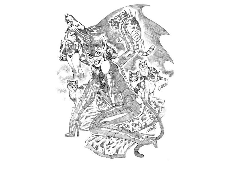 Celestial Elf Being, Fantasy Girls 1
