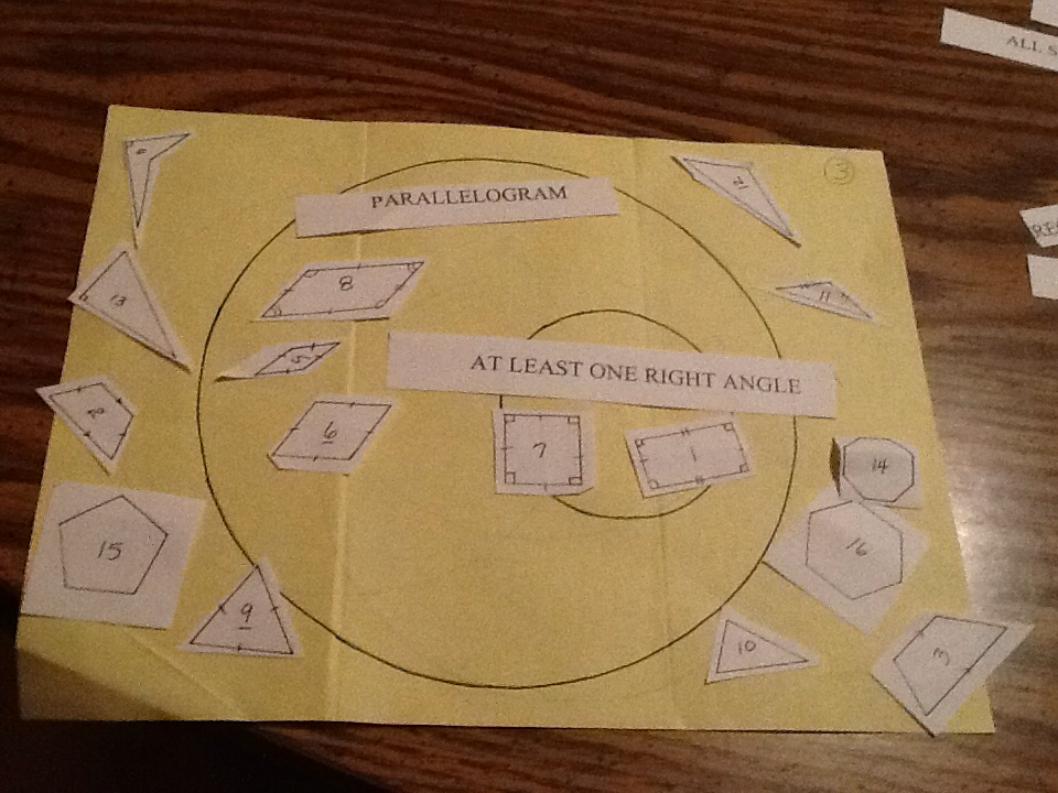 journal wizard  venn diagrams  quadrilaterals and other