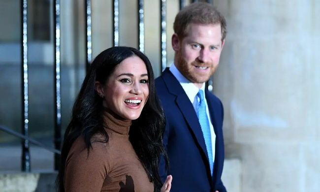 Prince Harry and Meghan Markle Won Award for Limiting Family to Two Children