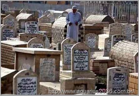 As perdas em vidas e a farsa moral da reconstrução do iraque