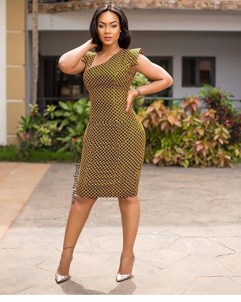 African Modern Traditional Dresses For Ladies 2019 4