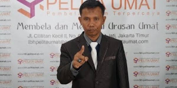 Ketua LBH Pelita Umat Ditangkap Polisi atas Tudingan Menebar Hoax dan Melawan Penguasa