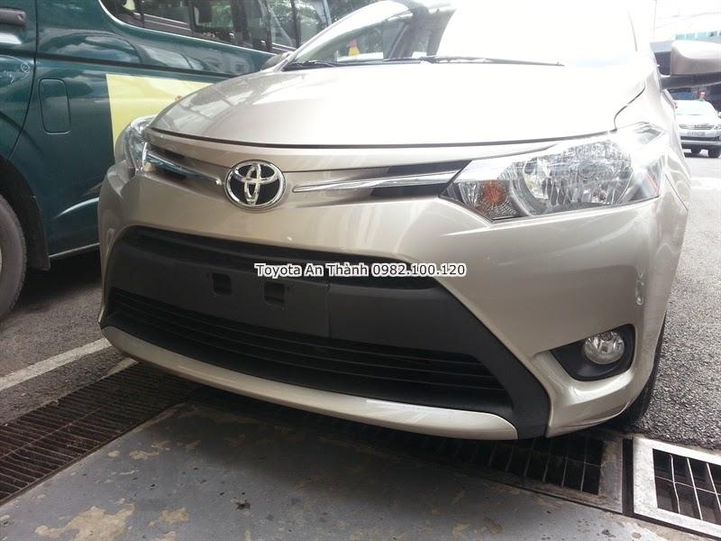 Bán Xe Toyota Vios 2015 Mới 1.5E Số Sàn Khuyến Mãi Giá Ưu Đãi 4
