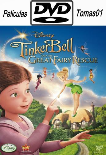 Tinker Bell 3 (Campanilla 3) (2010) DVDRip
