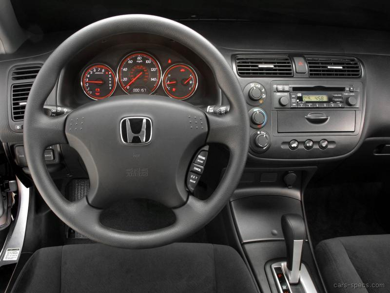 ... 2003 Honda Civic Coupe 00011 ...