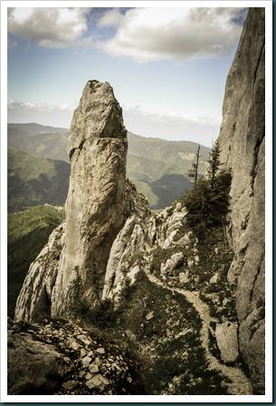 Santinela Canionului Anghelide