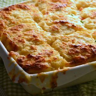 Roasted Chicken & Vegetable Cobbler Recipe