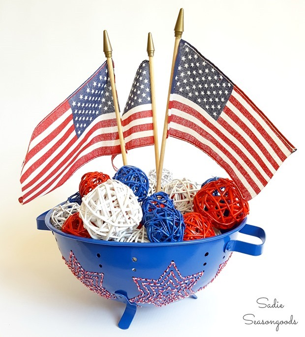 8_Vintage_aluminum_star_colander_strainer_for_patriotic_embroidery_centerpiece_upcycle_Sadie_Seasongoods