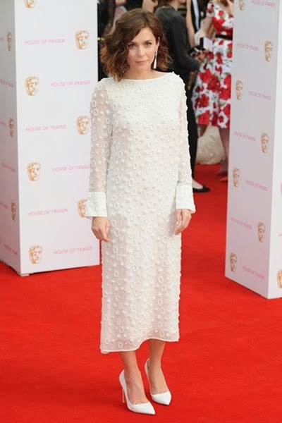 anna-friel-attends the House of Fraser British Academy Television Awards