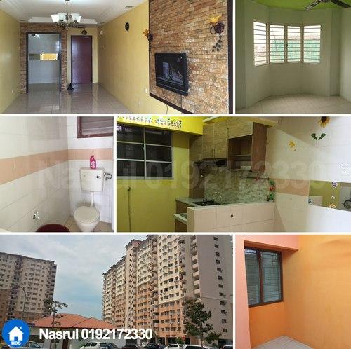 Apartment Damai, Subang Bestari