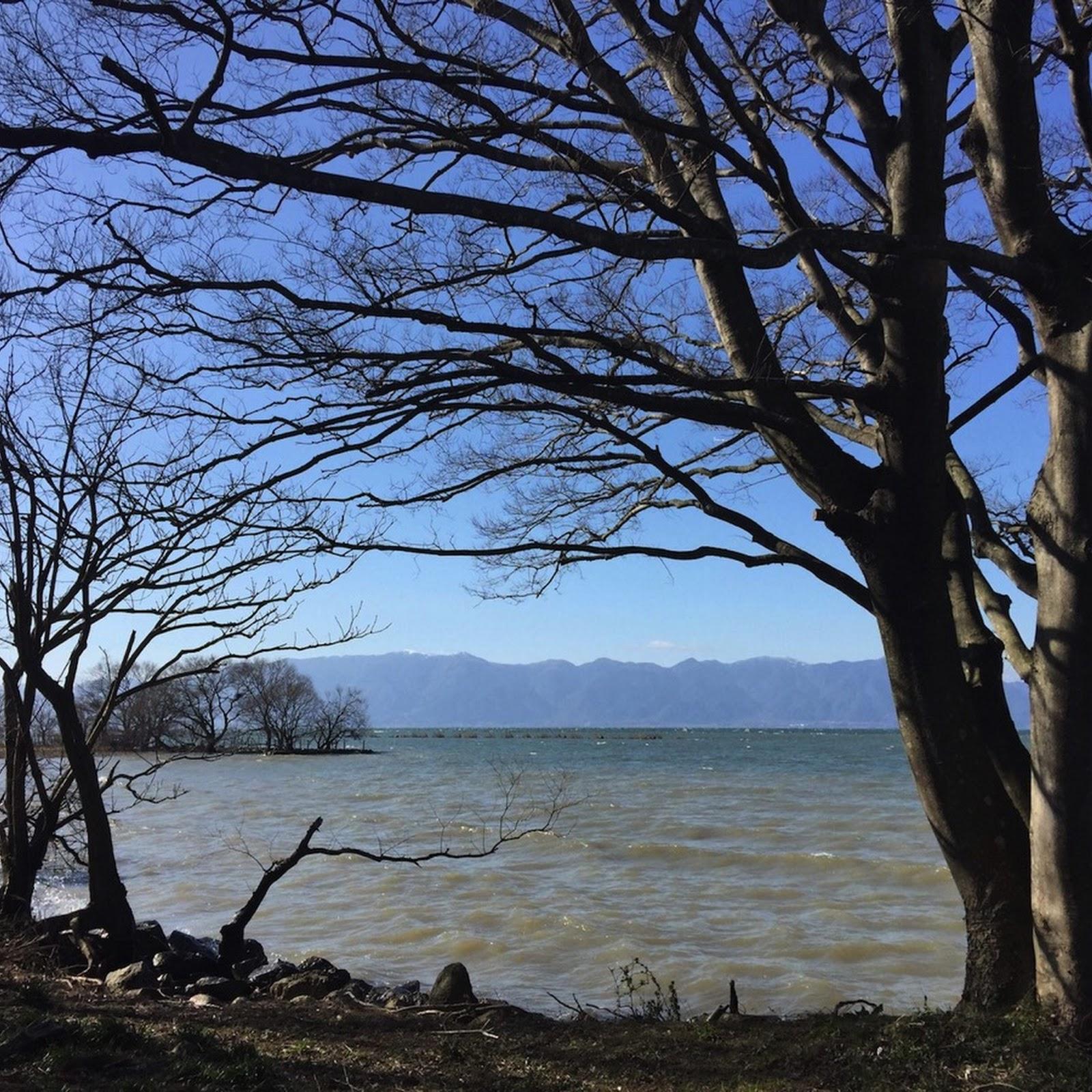 老娘遊記 2018 (06 – 16 March) @ 關西 Day 5(4)– 極on9的琵琶湖畔