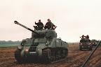 Sherman Firefly, Landingzone Klein Amerika