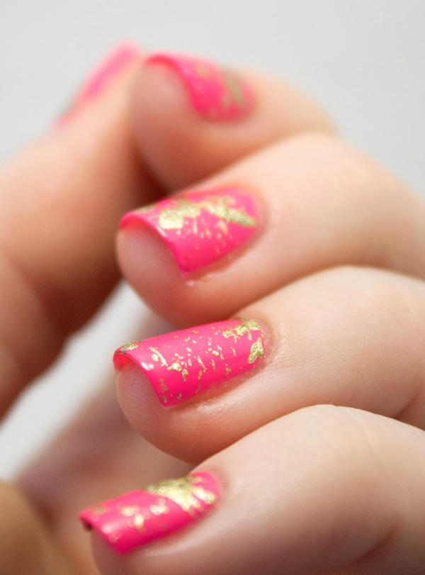 34 Cute Spring Nails Designs and Colors for 2018 - Fashion 2D