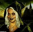 Dark Horror Witch