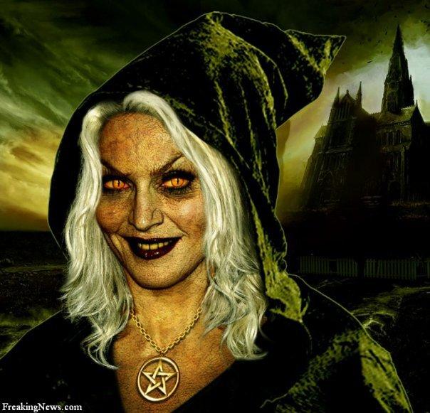 Dark Horror Witch, Pretty Witches