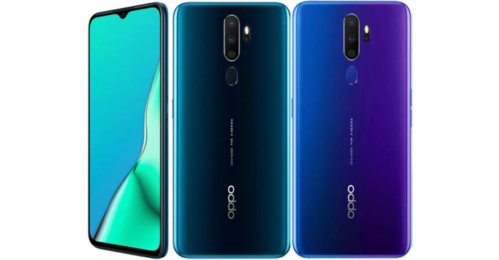 Oppo A9 2020 Fitur