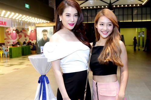 Truong Ngoc Anh dep hoa ghen lieu hon  9