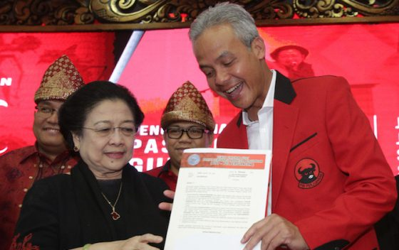 Megawati Tegur Ganjar: Kalau Sama Anak Buah Sendiri Saya Berani