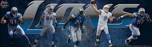 Detroit Lions Facebook Cover Photo