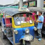 Bangkok - Tuk Tuk Tour