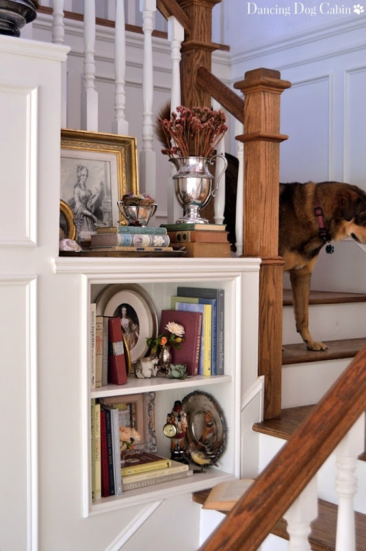 bookcase vignette 4 WM