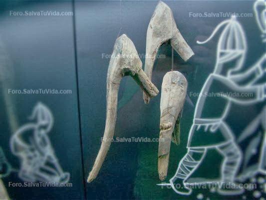 Museo Marq Alicante - Hallstatt el reino de la sal DSC09577