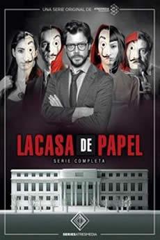 La Casa de Papel - 1ª Temporada Dublado (Torrent)