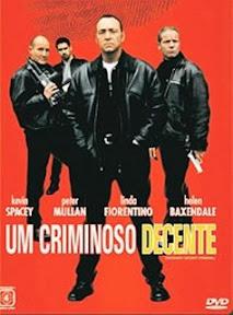 capa Um Criminoso Decente DVDRip AVI Dual Áudio + RMVB Dublado