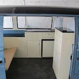 Nathan's Dormobile Style interior