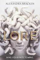 """""""Lore"""" di Alexandra Bracken"""