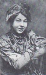 Pamela Coleman Smith Portrait