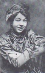 Pamela Coleman Smith Portrait, Pamela Coleman Smith