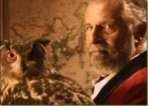 most interesting man's owl