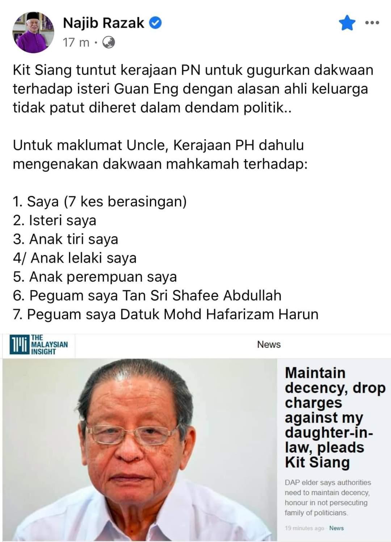 Betul ke ada pilih kasih antara Najib dengan Nobita?