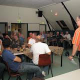 Clubavond 28 augustus 2009