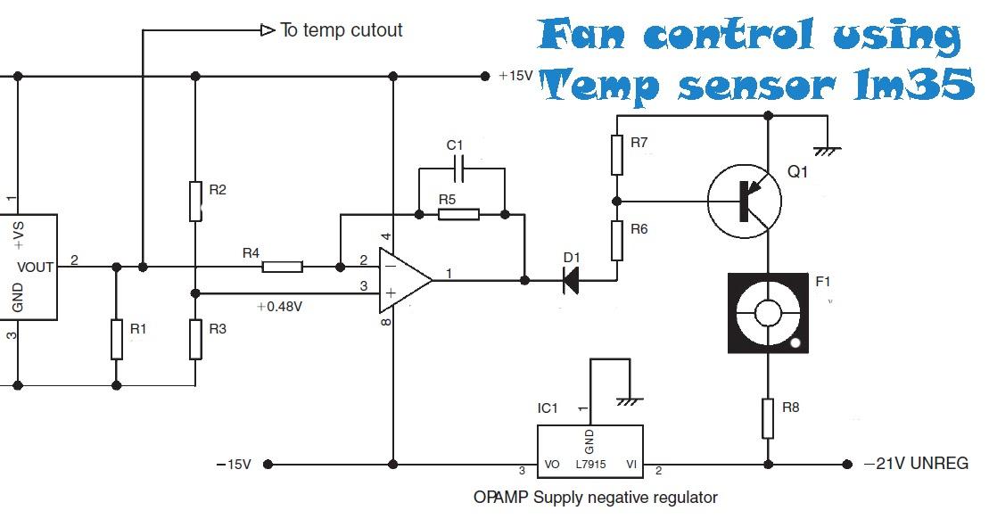 Fan+control+using+temp+sensor  R Wiring Diagram on basic electrical, dump trailer, 4 pin relay, dc motor, 7 plug trailer, fog light, ignition switch, limit switch, air compressor, camper trailer, ford alternator, driving light, wire trailer,