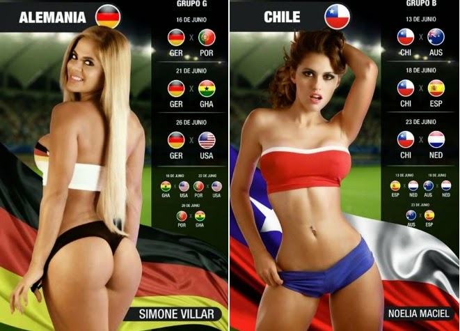 chile hot girls