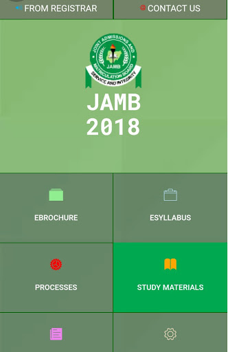 2018 JAMB SUBJECT COMBINATIONS FOR ALL COURSES