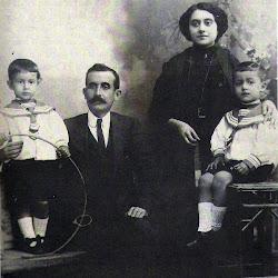 Enric Valor i Vives, fotos familiars