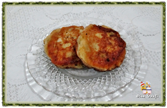 Panquequinhas doces - blinis 2