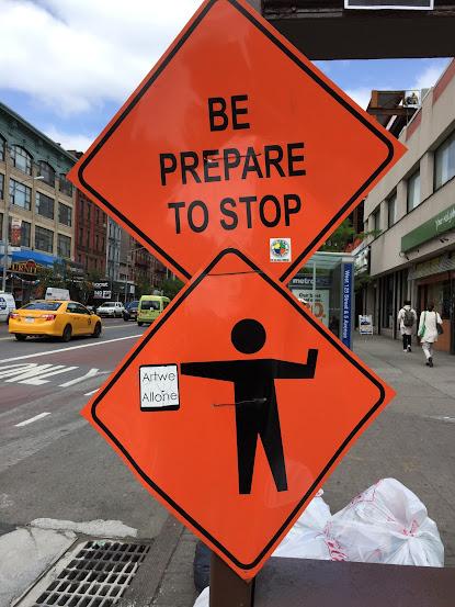 Debemos estar preparando para detenernos ¿quién puede detenernos?