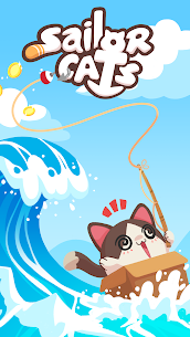 Sailor Cats MOD 1.0 (Unlimited Money) APK 1