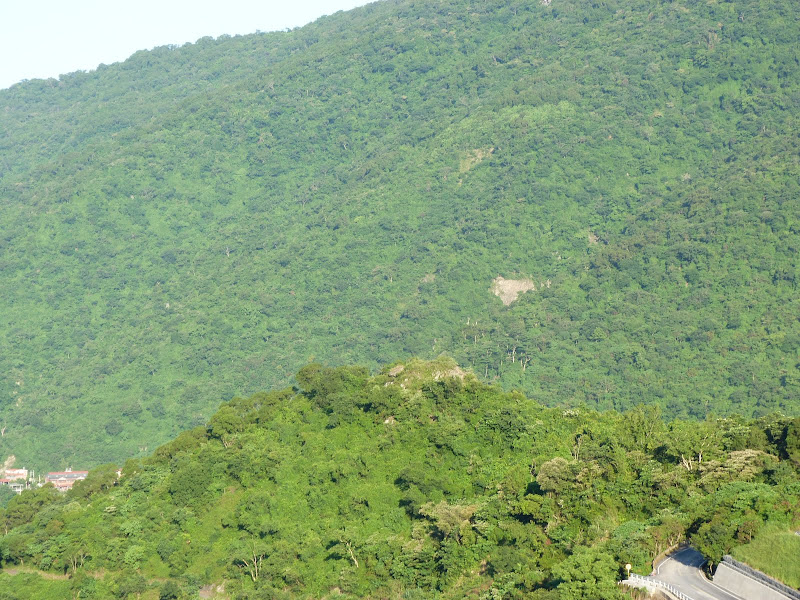 Tainan County.De Dona village à Meinong via Sandimen en scooter.J 12 - P1220312.JPG