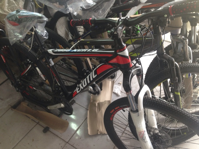 MTB UNITED WIMCYCLEPOLYGON Adrenaline Dan Thrill Series