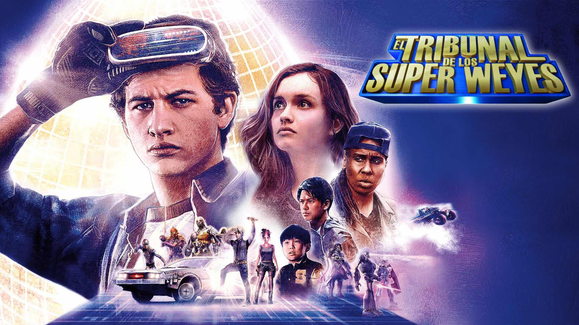 Ready Player One Superweyes