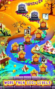Witchdom – Candy Witch Match 3 Puzzle 5